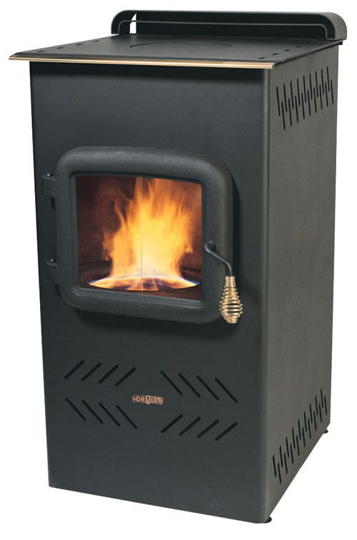 Discontinued Drolet Everest Oil Stove Dh04200