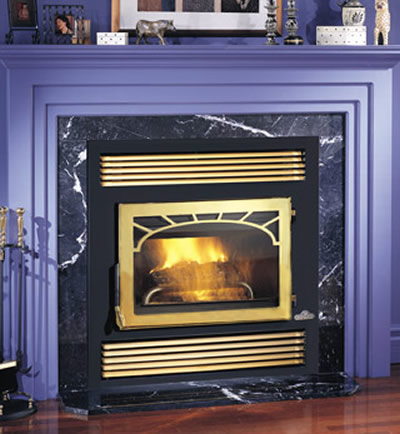 Napoleon NZ-26 Prestige EPA Zero Clearance Wood Burning Fireplace - NZ-26  The NZ-26 features Napoleon