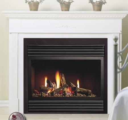 natural gas fireplace heater. Kingsman Direct Vent Gas Fireplace Heater  IPI Natural ZDV3622NE Fireplaces
