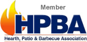 Member HPBA - Hearth, Patio & Barbecue Association