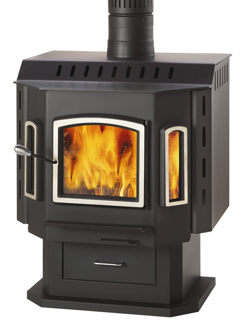 Discontinued Drolet Sahara Wood Stove Db03505