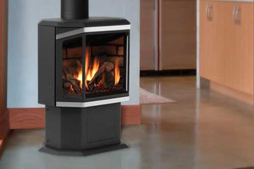 Discontinued Lennox Signature Series Epic Gas Stove
