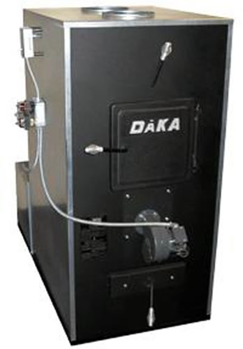 Discontinued Daka 622fbt Add On Or Central Wood Or Coal