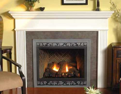 Fireplaces Gas Fireplaces Empire Madison Premium Dv