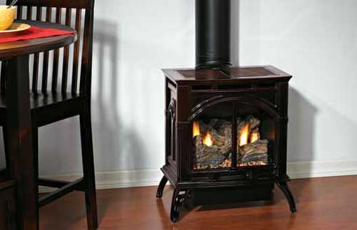 Stoves Gas Stoves Empire Heritage Cast Iron Stove