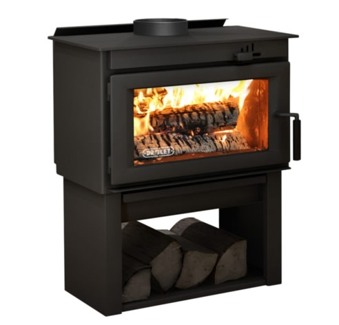 Stoves Wood Stoves Drolet Deco Small Wood Stove