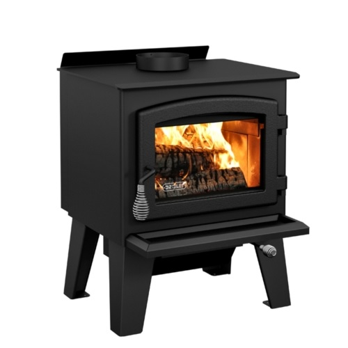 Stoves Wood Stoves Drolet Eldorado Wood Stove With Blower