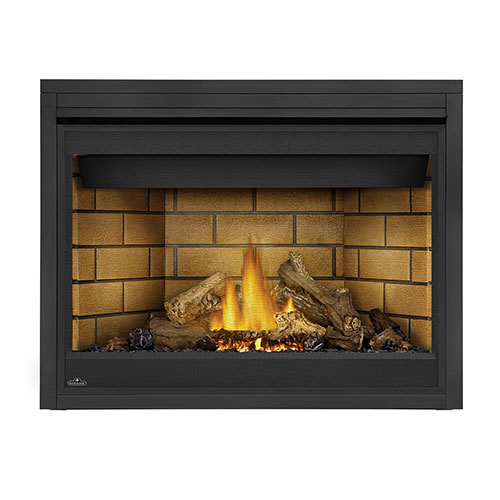 Napoleon Ascent B46 Clean Face Direct Vent Gas Fireplace