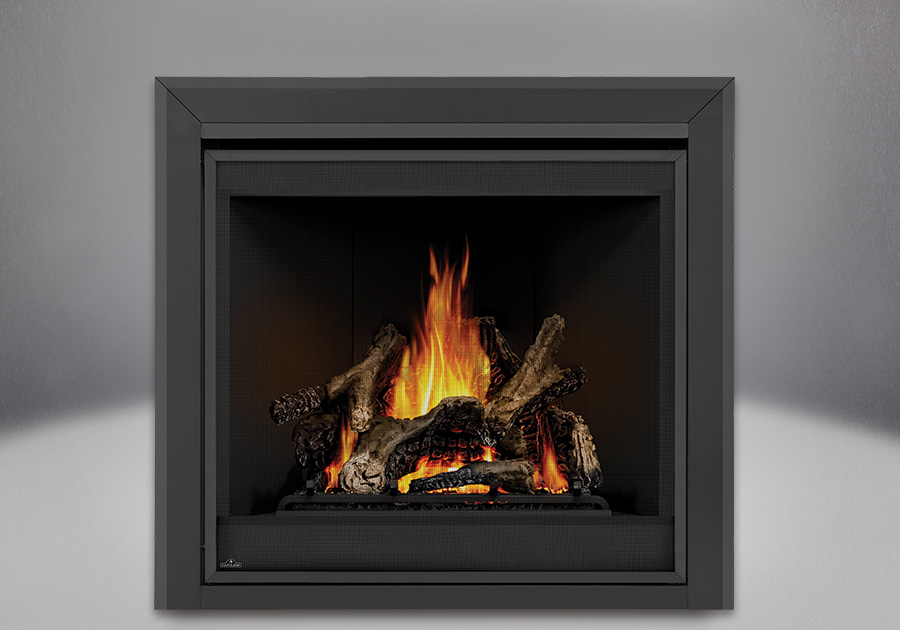 Napoleon Ascent X 70 Direct Vent Gas Fireplace - GX70 Best Service Best Prices Woodstovepro.com is the place to buy. Call or email for custom quote.