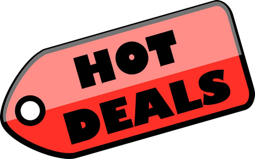 Hot Deals Clearance Sale