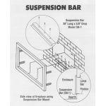 Thermo-Rite Suspension Bar - SB-1