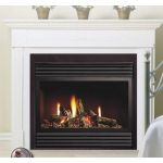 Kingsman Direct Vent Gas Fireplace Heater - Millivolt - ZDV3622LP