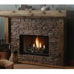 Kingsman Direct Vent Decorative Gas Fireplace - IPI - HBZDV3624NE