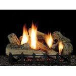 Empire Canyon Ceramic Fiber Log Set - 7-piece - 24in - LX-24-CF