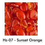 Amantii Fire Glass - Sunset Orange - Hz-07
