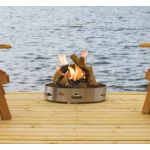 Napoleon GPF Patioflame Outdoor Gas Fireplace - GPF