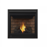 Napoleon B35NT Ascent Direct Vent Clean Face Builder Gas Fireplace
