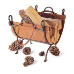 Pilgrim Folding Log Carrier - Burnished Bronze - 18519