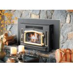 Country Flame Crossfire Flex Fuel Corn/Pellet Fireplace Insert
