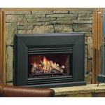 Kingsman Vented Fireplace Insert - Millivolt - Natural - VFI30N