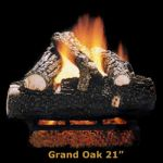 "Hargrove 21"" Grand Oak Log Set - GOS21"