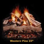 "Hargrove 24"" Western Pine Log Set - WPS24"