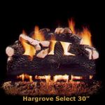 "Hargrove 30"" Hargrove Select Log Set - HSS30"