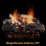 "Hargrove 30"" Magnificent Inferno Log Set - MIS30"