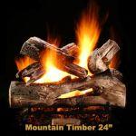 "Hargrove 42"" Mountain Timber Large Log Set - MTS42"