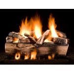 "Hargrove 30"" Kodiak Double Stack System Split Log Set - KSS30"