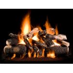 "Hargrove 30"" Kodiak Double Stack System Char Log Set - KCS30"