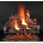 "Rasmussen 30"" TimberFire Log Set - Single Face - PH30"