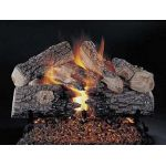 "Rasmussen 30"" Evening Prestige Log Set - Double Face - DF-EPR30"