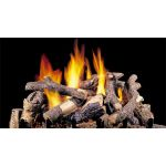 "Real Fyre 24"" G4 Charred Oak Stack Log Sets - CHDSG4-24"