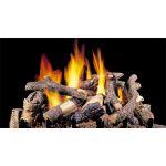 """Real Fyre 24"""" G4 Charred Oak Stack Log Sets - CHDSG4-24"""