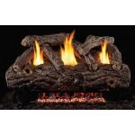 Real Fyre 24'' Gold Oak Designer Vent Free Log Set - RDG9-24