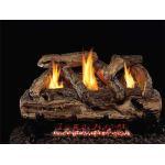 Real Fyre 30'' Split Oak Vent Free Log Set - SG9-30