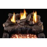 Real Fyre 24'' Evening Fyre Log Set - See Thru - EFVG18-2-24