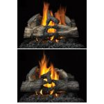 Napoleon GL28 Reversible 28'' Vented Gas Log Set - GL28