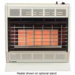 Empire Heating Systems Infrared Heater - Manual - 30,000 BTU - SR30W