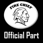 Part for Fire Chief - CAST GRATE REAR 4L FC500 - FC5RG