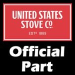 Part for USSC - 10ax1/2 HX W SM Screw - Zinc - 83172Z