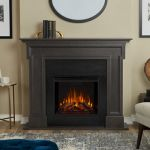 Real Flame Thayer Electric Fireplace Gray - 5010E-GRY