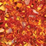 Amantii / Sierra Flame Decorative Fire Glass Media - Harvest Moon - HZ-12-EMBER
