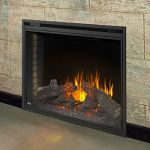 Napoleon Ascent Electric 40 Built-in Electric Fireplace - NEFB40H