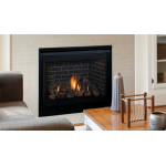 "Superior 45"" Direct-Vent Fireplace, Top/Rear Combo - DRT3545"