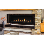"Superior 60"" Direct Vent Fireplace, Linear - DRL4060"