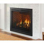 "Majestic Meridian Platinum 42"" Gas Fireplace - MERIDPLA42I"