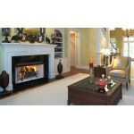 "Superior 36"" Wood-Burning Fireplaces, Radiant, Louvered - WRT/WCT 3036"