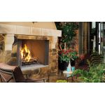 "Superior 36"" Outdoor Wood-Burning Fireplaces, Paneled - WRE4536"